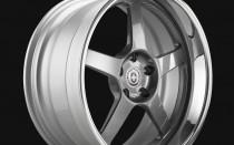"HRE wheels 565R kovaná třídílná alu kola - 19"""