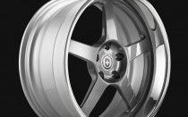 "HRE wheels 565R kovaná třídílná alu kola - 20"""