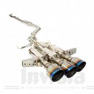 Catback výfuk Invidia Gemini R400 pro Honda Civic FK8 Type R