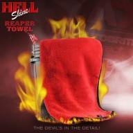 Hellshine The Reaper sušící ručník