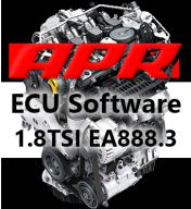 APR Stage 1 Úprava řídící jednotky chiptuning Škoda Octavia 3 SEAT Leon AUDI A3 1,8 TSI