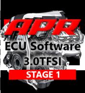 APR Stage 1 úprava řídící jednotky chiptuning AUDI S4 S5 B8,5 3,0 TFSI V6