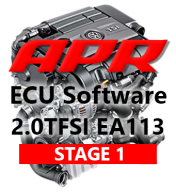 APR Stage 1 284hp 458Nm chiptuning AUDI A4 A5 Q5 B8,5 2,0 TFSI