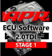 APR Stage 1 2,0 TDI SEAT Leon Ibiza Alte Exeo Toledo