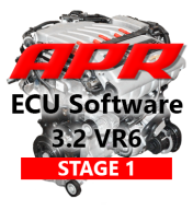 APR Stage 1 +15hp 30Nm chiptuning VW Golf R32 AUDI A3 TT 3,2 VR6