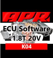 APR Stage K04 245hp 373Nm chiptuning VW Golg GTI Bora GLI 1,8T 20V