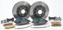 TAROX - 330x26 mm Big brake kit Škoda Fabia RS 1,9 TDI + 2,0 MPi