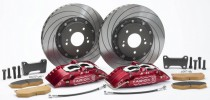 TAROX - 340x26 mm Big brake kit SEAT Leon & Toledo 1,8T, 1,9 TDI