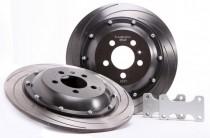 TAROX - 300x9 mm Zadní brzdový kit SEAT Leon & Toledo & Ibiza 1,8T, 1,9 TDI