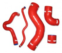 Set siliconových hadic pro 1,8T FMKT006 Forge Motorsport (150hp) - Modré