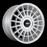 "Rotiform LAS-R 19x8,5"" 5x112 5x100 ET35 Alu kola - Stříbrné"