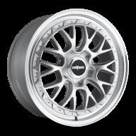 "Rotiform LSR 19x8,5"" 5x112 ET35 Alu kola - Stříbrné"