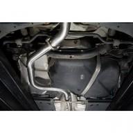 Cobra Sport Cat Back výfuk pro VW Golf (5K) GT 2.0 TDI - koncovka TP41