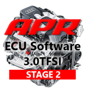APR Stage 2 úprava řídící jednotky chiptuning AUDI S4 S5 B8 3,0 TFSI V6