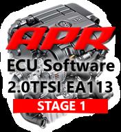 APR úprava řídící jednotky chiptuning Škoda Octavia RS 2,0 TFSI BWA AXX