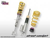 KW Street Comfort stavitelný sportovní podvozek VW Scirocco 1,4 TSI, 2,0 TSI, 2,0 TDI - PN: 1000kg