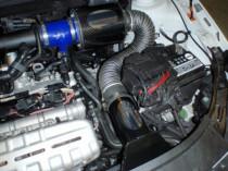 Forge Motorsport Škoda Fabia sada sportovního sání pro 1.4 TSI Twincharger - černá