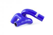 Silikonová hadice odvětrání 1.8T 210/225hp APX Forge Motorsport - Modrá