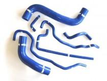 Silikonové hadice chladícího okruhu Subaru Impreza WRX STI 2,5T - FMKCSUBGR Forge Motorsport - Modré