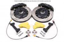 Forge Motorsport Přední brzdový kit kotouče destičky Ford Focus RS Mk3 - černá