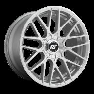 "Rotiform LAS-R 19x8,5"" 5x112 5x100 ET45 Alu kola - Stříbrné"