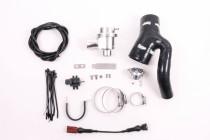 Forge Motorsport Blow Off ventil BOV kit pro Audi S1 8X - normální trumpeta černá