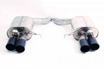 DINAN Sportovní klapkové koncové tlumiče výfuku BMW M5 F10 M6 F06 F12 F13