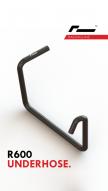 VWR Silikonová hadice chladící kapaliny k R600 sání Racingline Performance