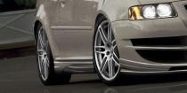 Maxton Design Boční prahy Inferno Audi A3 8L