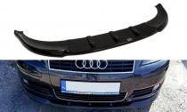 Maxton Design Spoiler předního nárazníku Audi A3 8P - texturovaný plast
