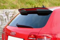 Maxton Design Nástavec střešního spoileru Audi RS3 8P - texturovaný plast