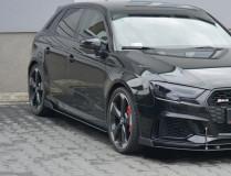 Maxton Design Prahové lišty Racing Audi RS3 8V Sportback Facelift V.2