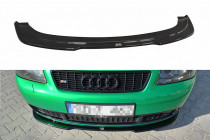 Maxton Design Spoiler předního nárazníku Audi S3 8L - texturovaný plast
