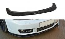 Maxton Design Spoiler předního nárazníku Audi RS4 B5 - texturovaný plast