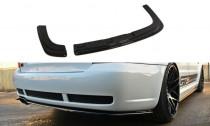 Maxton Design Spoiler zadního nárazníku Audi RS4 B5 - texturovaný plast