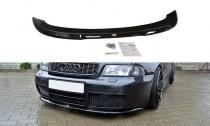Maxton Design Spoiler předního nárazníku Audi S4 B5 - texturovaný plast