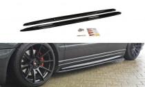 Maxton Design Prahové lišty Audi S4 B5 Avant - texturovaný plast