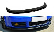 Maxton Design Spoiler předního nárazníku Audi S4 B6 - texturovaný plast