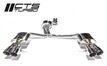 CTS Turbo Catback výfuk AUDI S4 B8 3,0 TFSI V6
