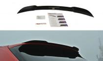 Maxton Design Nástavec střešního spoileru Audi S4/A4 S-Line B9 Avant - texturovaný plast