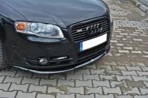Maxton Design Spoiler předního nárazníku Audi A4 B7 V.2 - texturovaný plast