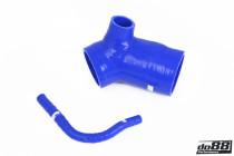 Do88 Silikonová hadice ke škrtící klapce Mazda MX-5 Miata ND 2,0L - Modrá