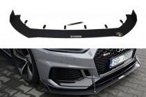Maxton Design Spoiler předního nárazníku Racing Audi RS5 B9 Coupe/Sportback V.2