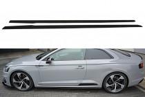 Maxton Design Prahové lišty Racing Audi RS5 B9 Coupe
