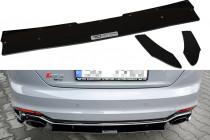 Maxton Design Zadní difuzor Audi RS5 B9 Coupe/Sportback V.1