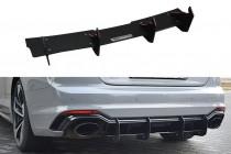 Maxton Design Zadní difuzor Audi RS5 B9 Coupe/Sportback V.2
