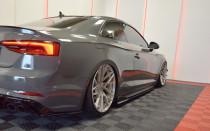 Maxton Design Prahové lišty Audi S5/A5 S-Line B9 Coupe V.2