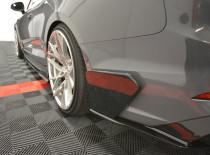 Maxton Design Křidélka zadního nárazníku Audi S5/A5 S-Line B9 Coupe