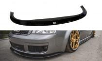 Maxton Design Spoiler předního nárazníku Audi RS6 C5 - texturovaný plast