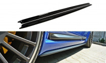 Maxton Design Prahové lišty Audi RS6 C5 - texturovaný plast